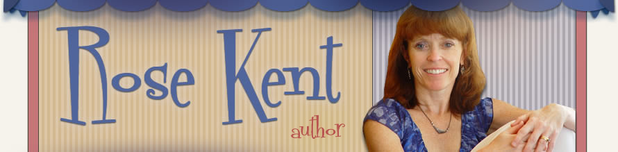 Rose Kent | Author